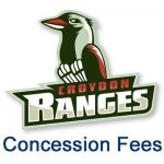 Concession Fees – Full Payment
